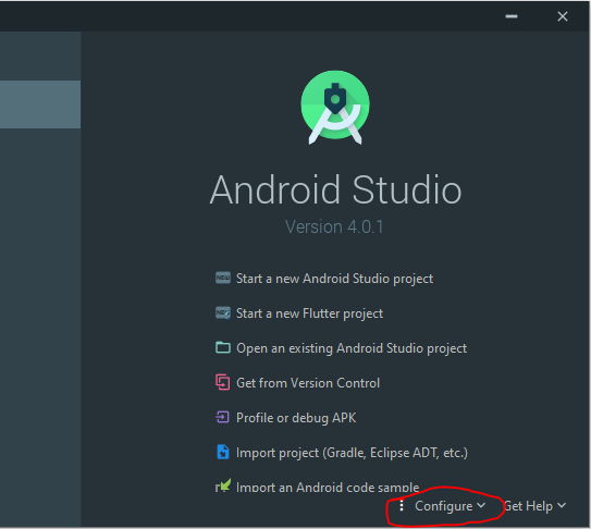 Android Studio (not installed) in flutter, Android Studio (not installed), when run flutter doctor while Android Studio installed on machine, Android Studio (not installed), Android Studio (not installed), when run flutter doctor
